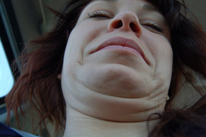 how to lose a double chin