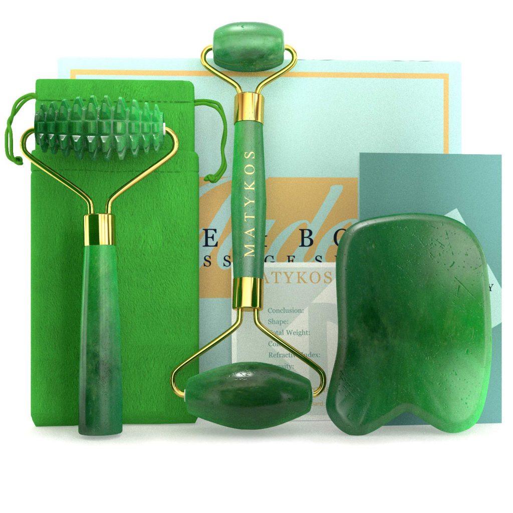 best jade roller kit