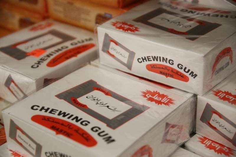 best chewing gum for chiseled jawline