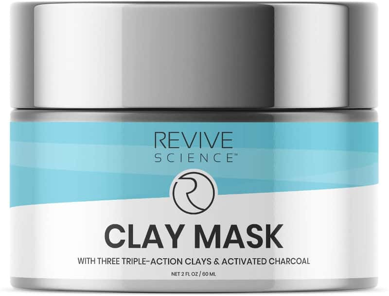 best clay mask for acne from wearing a mask